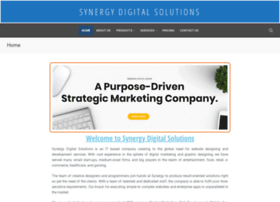 Synergydigitalsolutions.in thumbnail