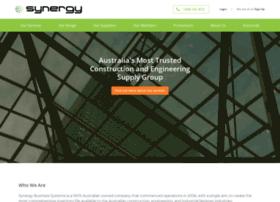Synergysystems.com.au thumbnail