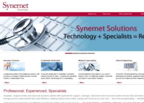 Synernet.net thumbnail