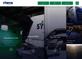 Synetiq.co.uk thumbnail