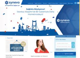 Synevo.com.tr thumbnail