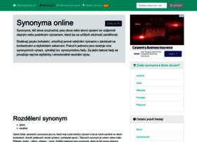 Synonymus.cz thumbnail