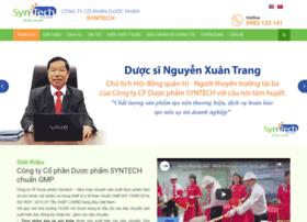 Syntechpharm.vn thumbnail