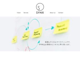 Synx-inc.jp thumbnail