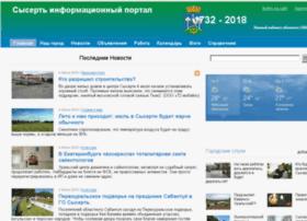 Sysert.ru thumbnail
