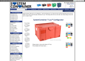 Systemcontainers.co.uk thumbnail