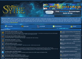 Sythe.org thumbnail