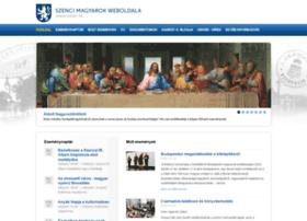 Szenc.sk thumbnail