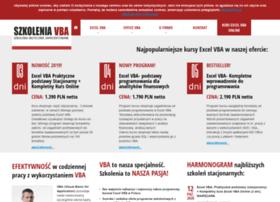 Szkoleniavba.pl thumbnail