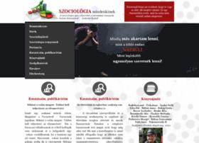 Szociologia.eu thumbnail