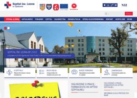 Szpitalopatow.pl thumbnail