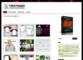 T-shirt-template.com thumbnail