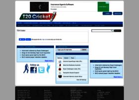 T20cricket.com thumbnail