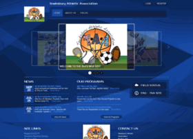Taa-sports.org thumbnail