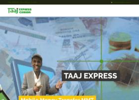 Taajexpress.ca thumbnail