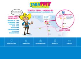 Tabaprix.lu thumbnail
