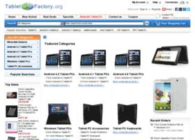 Tabletpcfactory.org thumbnail