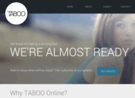 Taboomagazine.co.za thumbnail