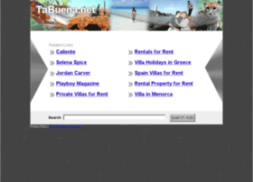Tabuena.net thumbnail