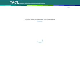Tacl.chla.usc.edu thumbnail