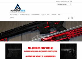 Tacticalgunparts.net thumbnail