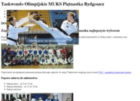 Taekwondo.bydgoszcz.pl thumbnail