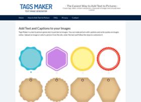 Tagsmaker.com thumbnail