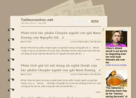 Tailieuvanhoc.net thumbnail