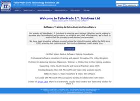 Tailormadeit.co.uk thumbnail