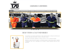 Tajuniformes.com.br thumbnail