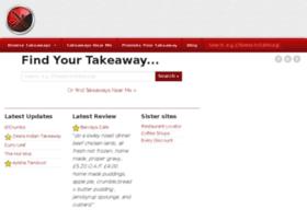 Takeaway-finder.co.uk thumbnail