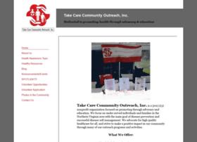 Takecarecommunity.org thumbnail