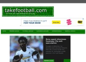 Takefootball.co.uk thumbnail