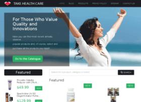 Takehealthcare.com thumbnail