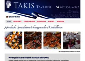 Takis-taverne.de thumbnail