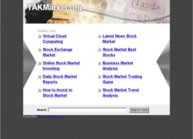 Takmarket.org thumbnail