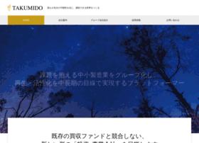 Takumido.co.jp thumbnail