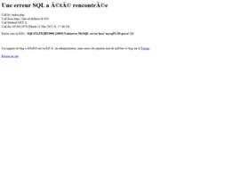 Tale-of-defense.fr thumbnail