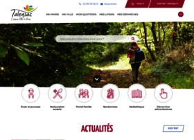 Talensac.fr thumbnail