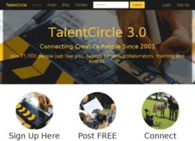 Talentcircle.org thumbnail