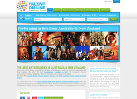 Talentonline.co.nz thumbnail