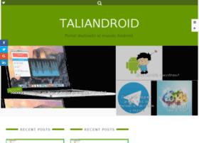 Taliandroid.com thumbnail