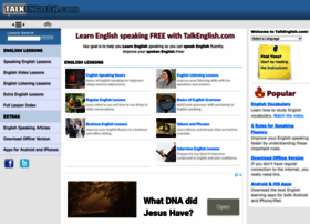 Talkenglish.com thumbnail