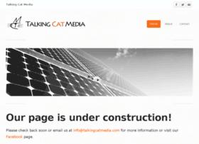 Talkingcatmedia.com thumbnail