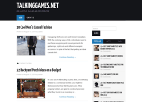 Talkinggames.net thumbnail