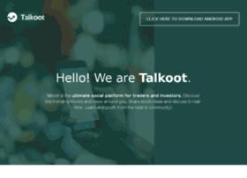 Talkoot.in thumbnail