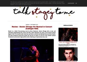 Talkstageytome.co.uk thumbnail