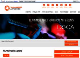 Tallahasseearts.org thumbnail