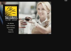 Tallgrasstalentgroup.com thumbnail