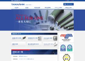 Tamaohm.co.jp thumbnail